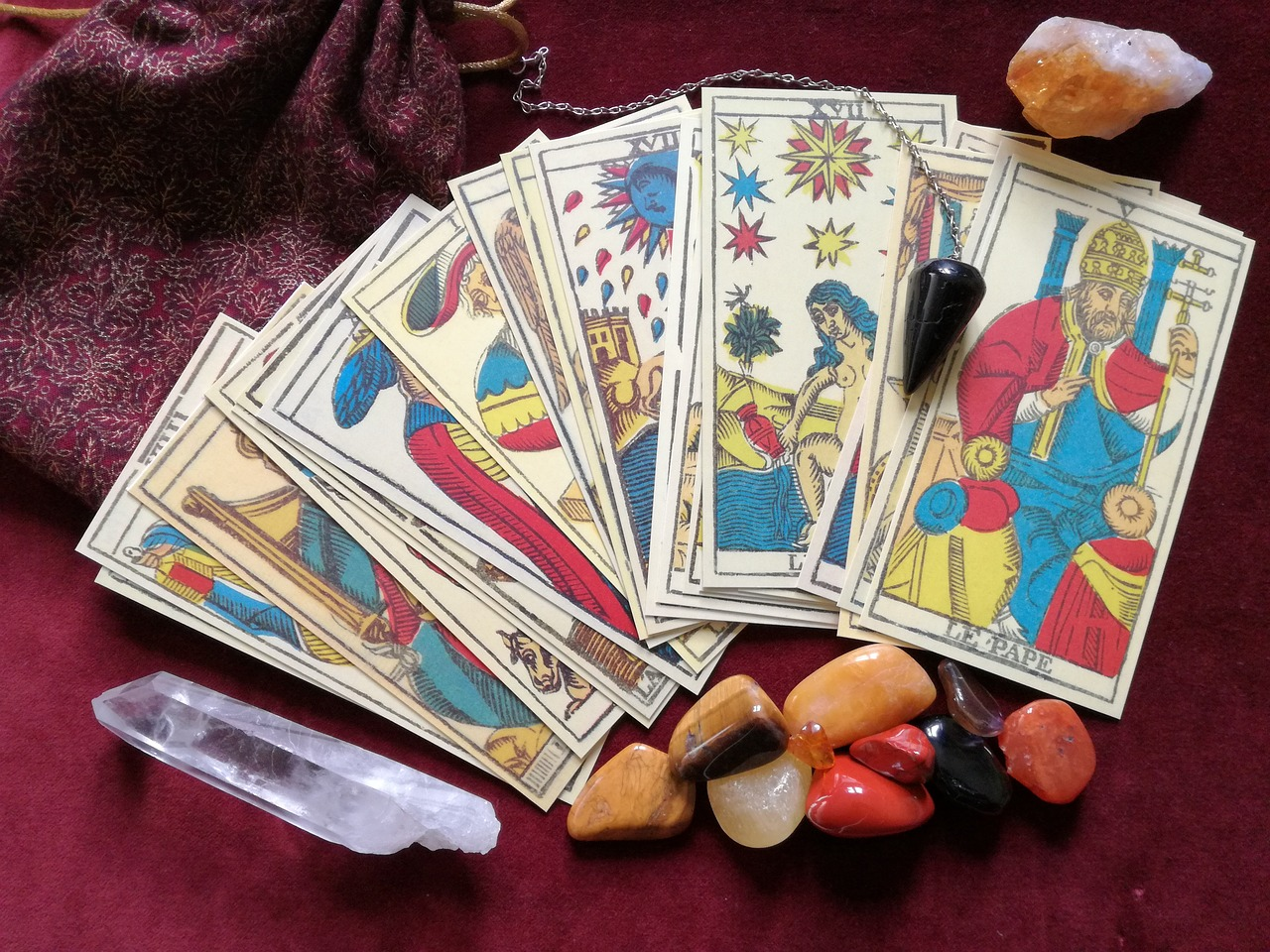 Crystals to Enhance Divination